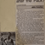 1984 Packer Press Article